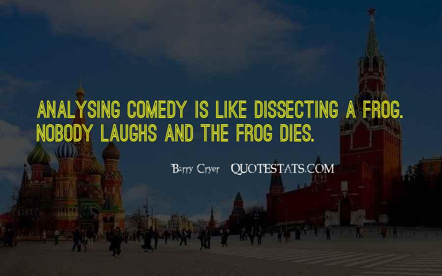 Barry Cryer Quotes #801576