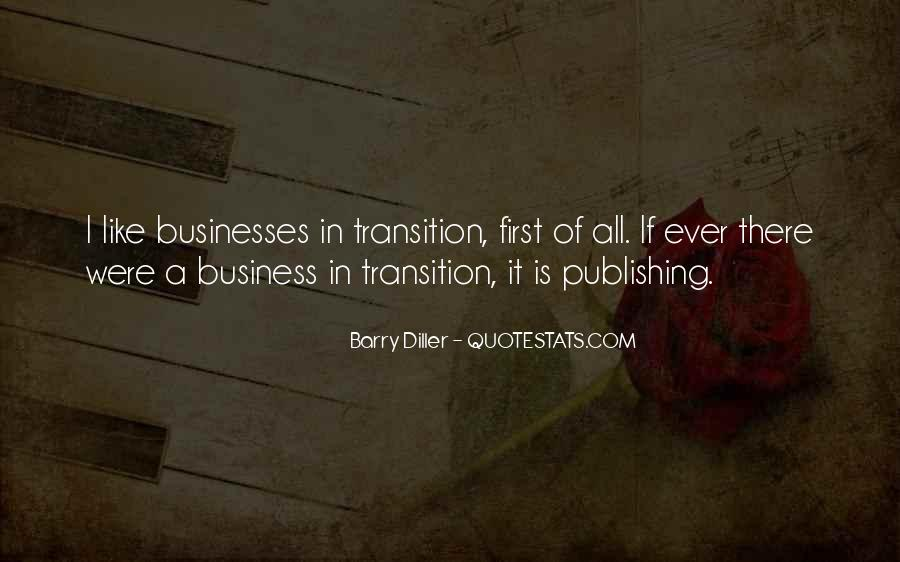 Barry Diller Quotes #1224382