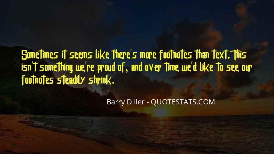 Barry Diller Quotes #1333561