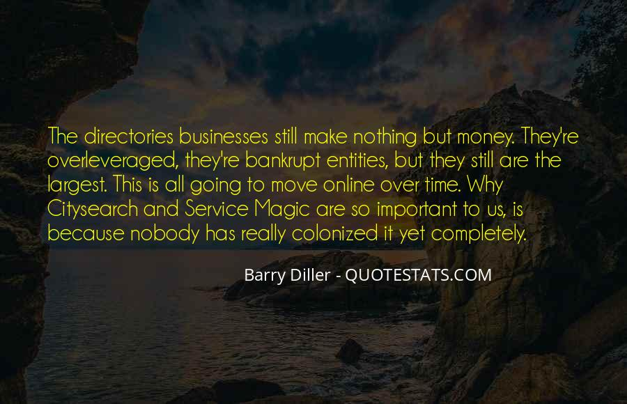 Barry Diller Quotes #1722711
