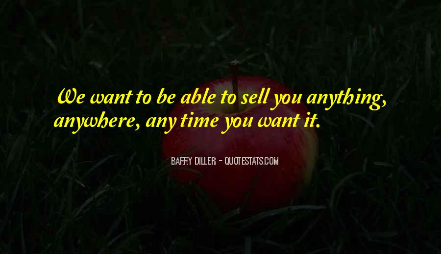Barry Diller Quotes #1779983