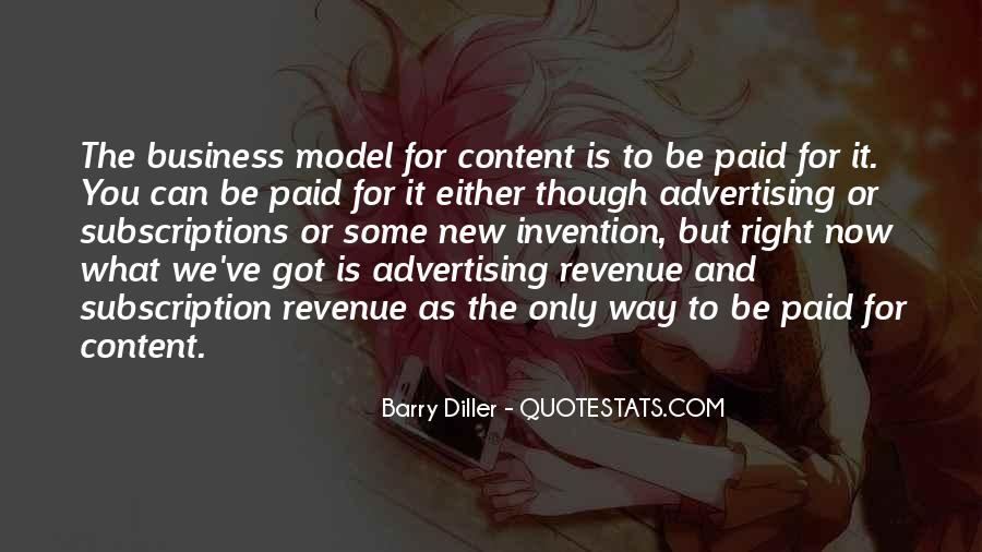 Barry Diller Quotes #18972