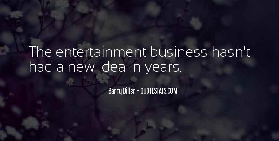 Barry Diller Quotes #928094
