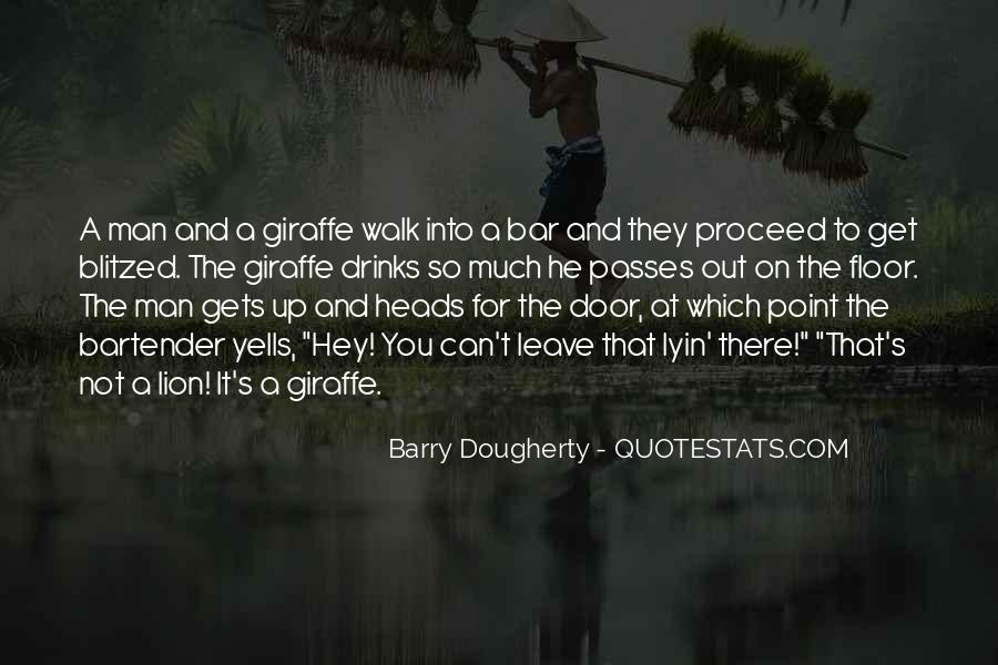 Barry Dougherty Quotes #1185361