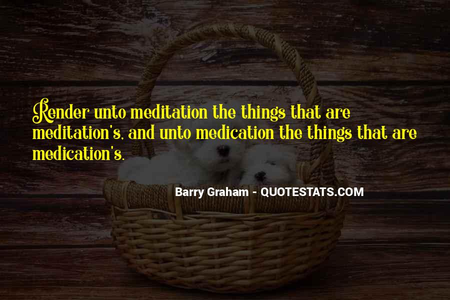 Barry Graham Quotes #59279