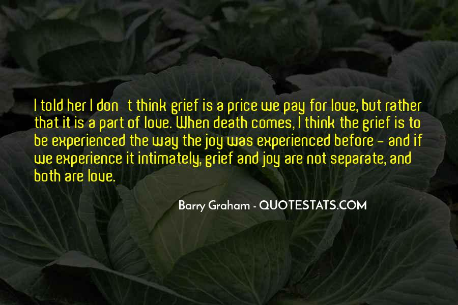 Barry Graham Quotes #939745