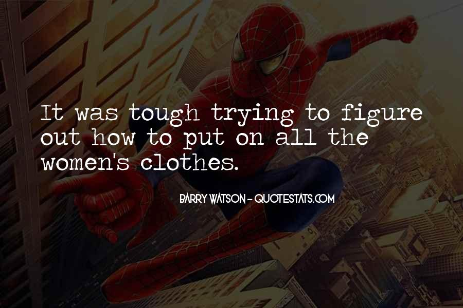 Barry Watson Quotes #569411