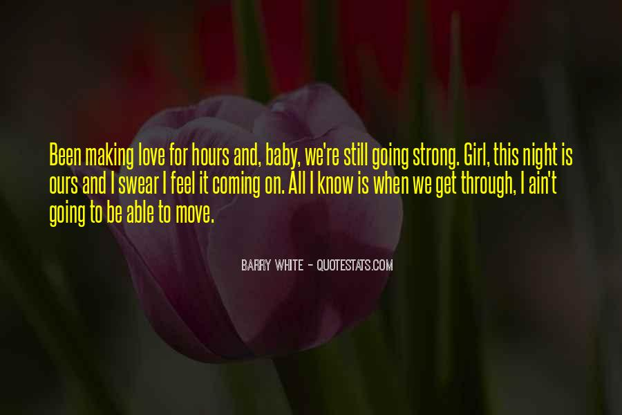 Barry White Quotes #1032702