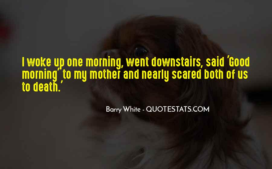 Barry White Quotes #1115316