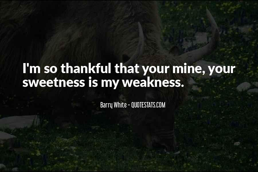 Barry White Quotes #1121699
