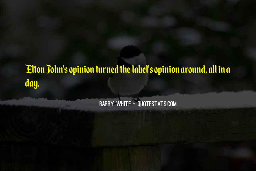 Barry White Quotes #1342566