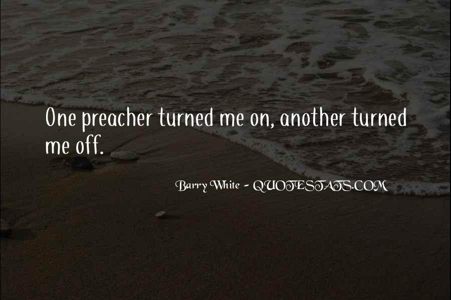 Barry White Quotes #1492611