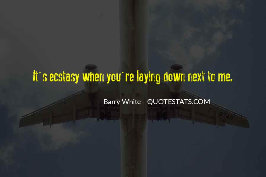 Barry White Quotes #1730286