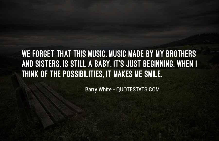 Barry White Quotes #214421