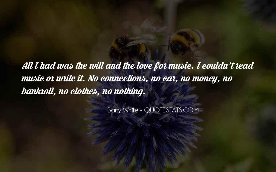 Barry White Quotes #274585