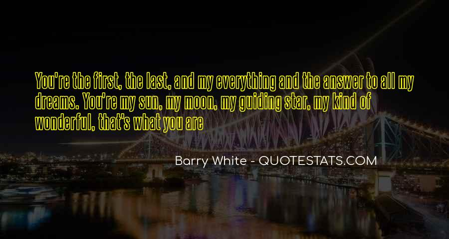 Barry White Quotes #311404