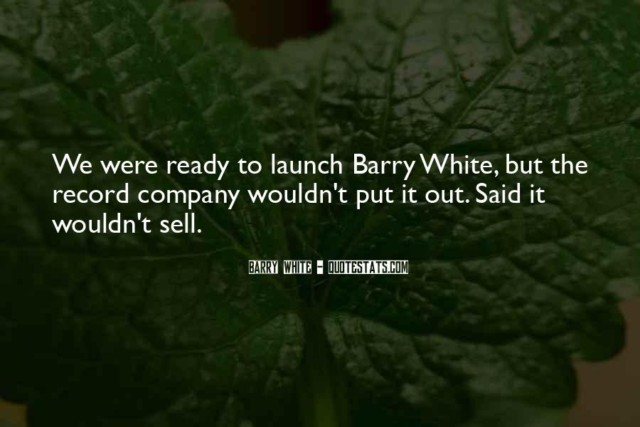 Barry White Quotes #464415