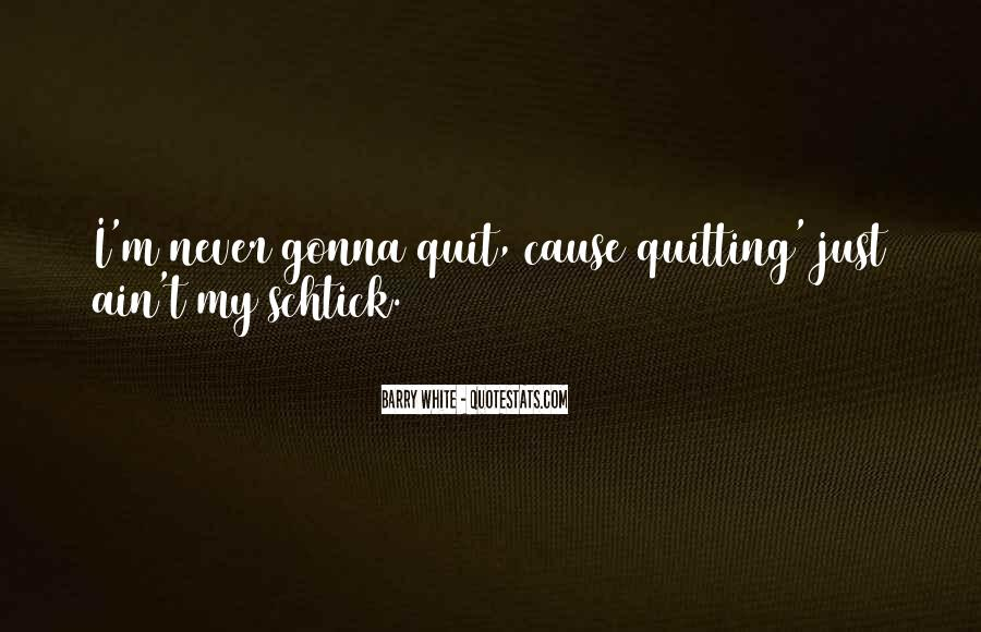 Barry White Quotes #673079