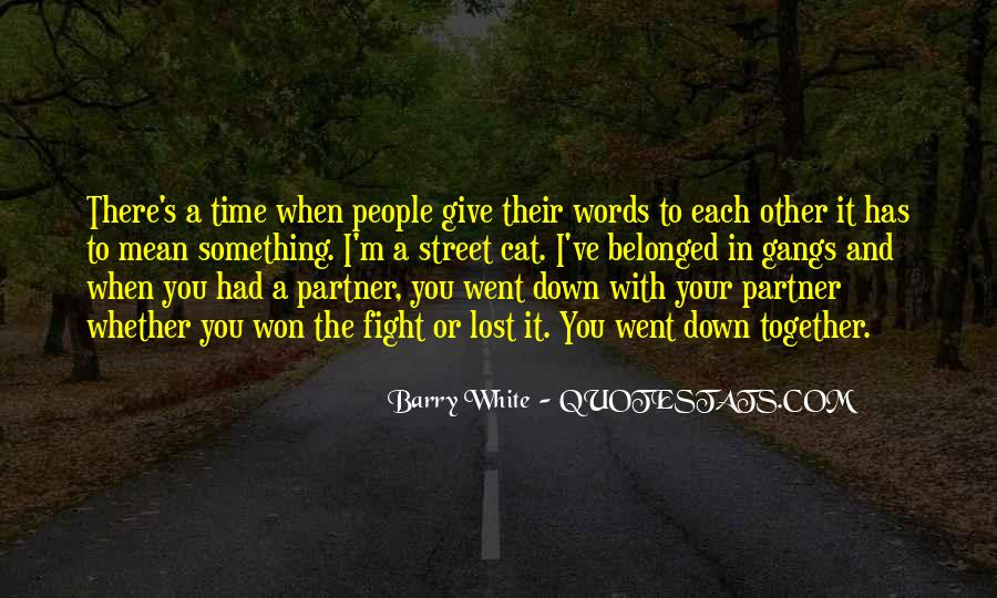 Barry White Quotes #675476