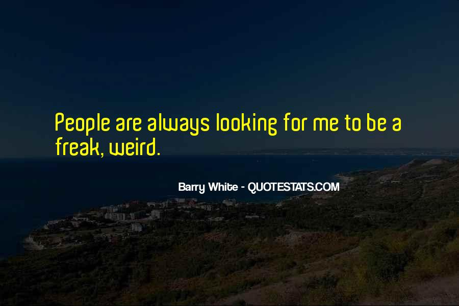 Barry White Quotes #867936