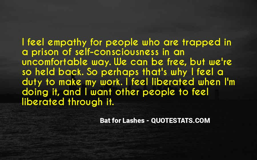 Bat For Lashes Quotes #1241811
