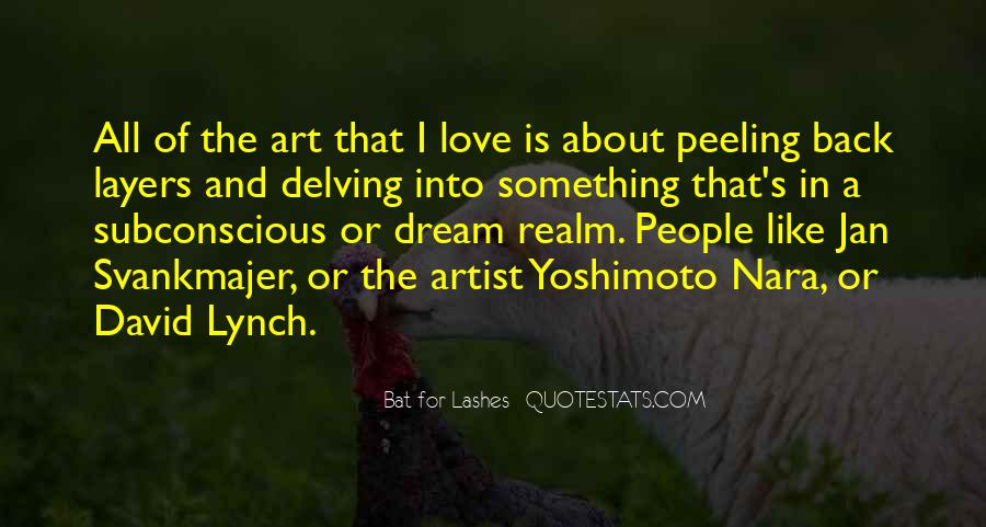 Bat For Lashes Quotes #702995