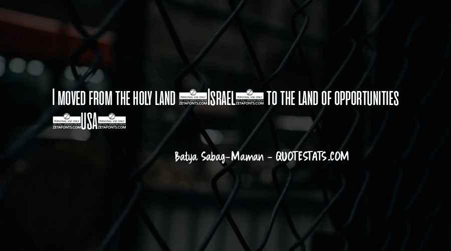 Batya Sabag-Maman Quotes #616943