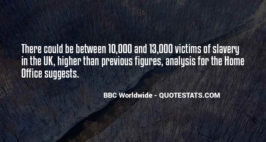 BBC Worldwide Quotes #641888
