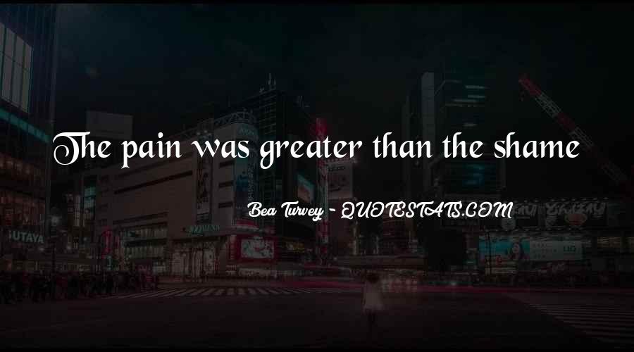 Bea Turvey Quotes #1471171
