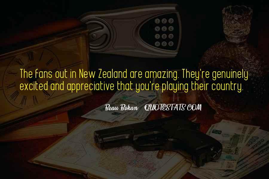 Beau Bokan Quotes #456739
