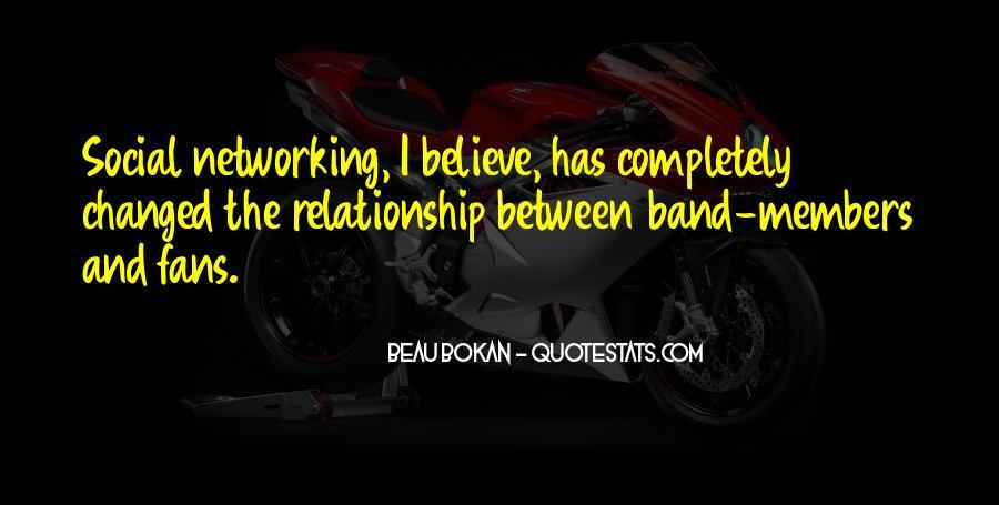 Beau Bokan Quotes #941813