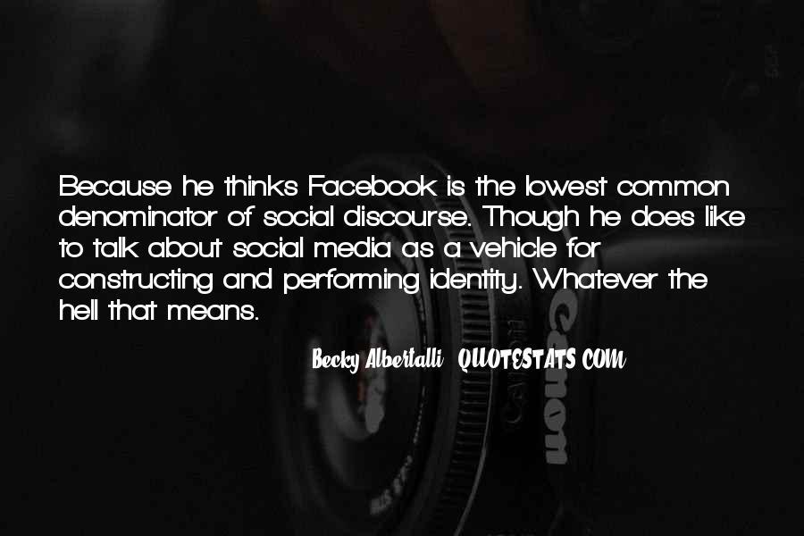 Becky Albertalli Quotes #107733
