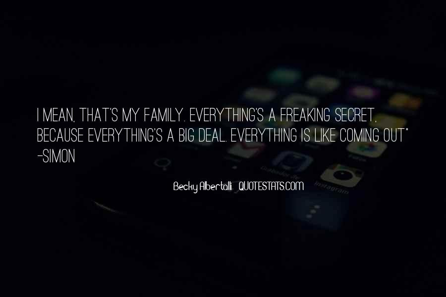 Becky Albertalli Quotes #1206507
