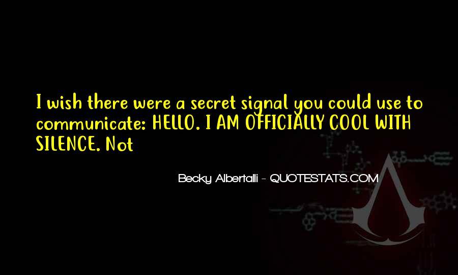 Becky Albertalli Quotes #1240380