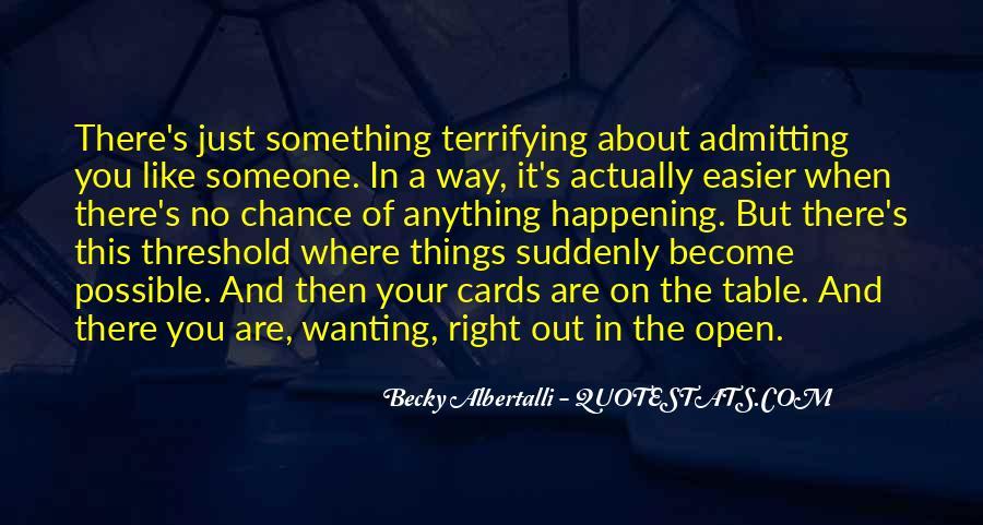 Becky Albertalli Quotes #1292022