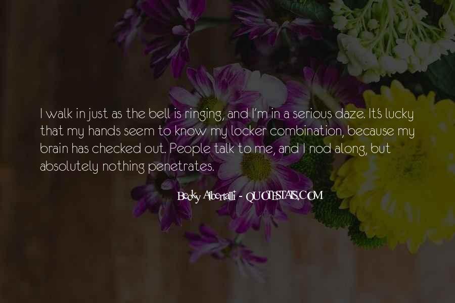 Becky Albertalli Quotes #1338775