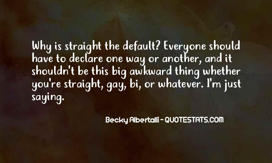 Becky Albertalli Quotes #1353047