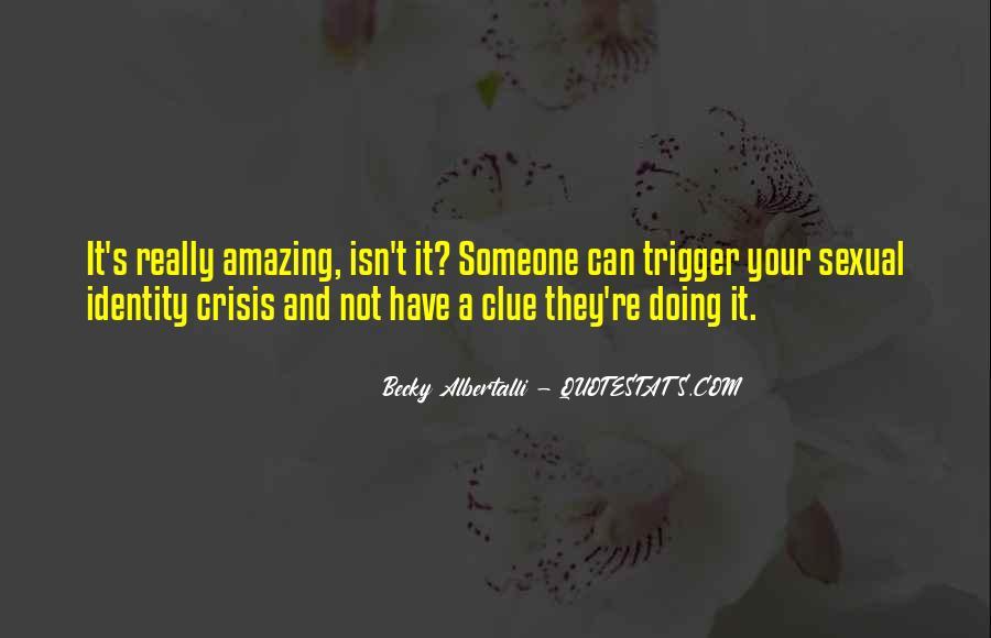 Becky Albertalli Quotes #1625980