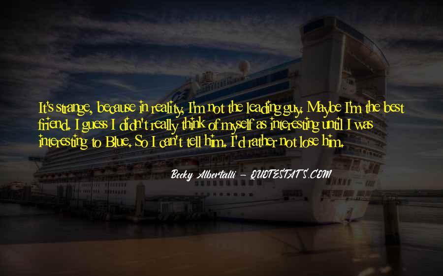 Becky Albertalli Quotes #1730088