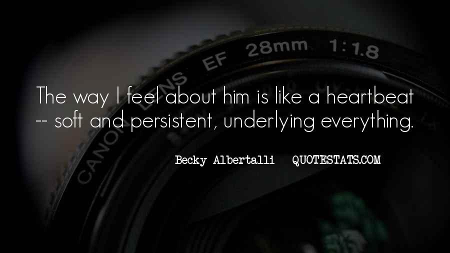 Becky Albertalli Quotes #1744047