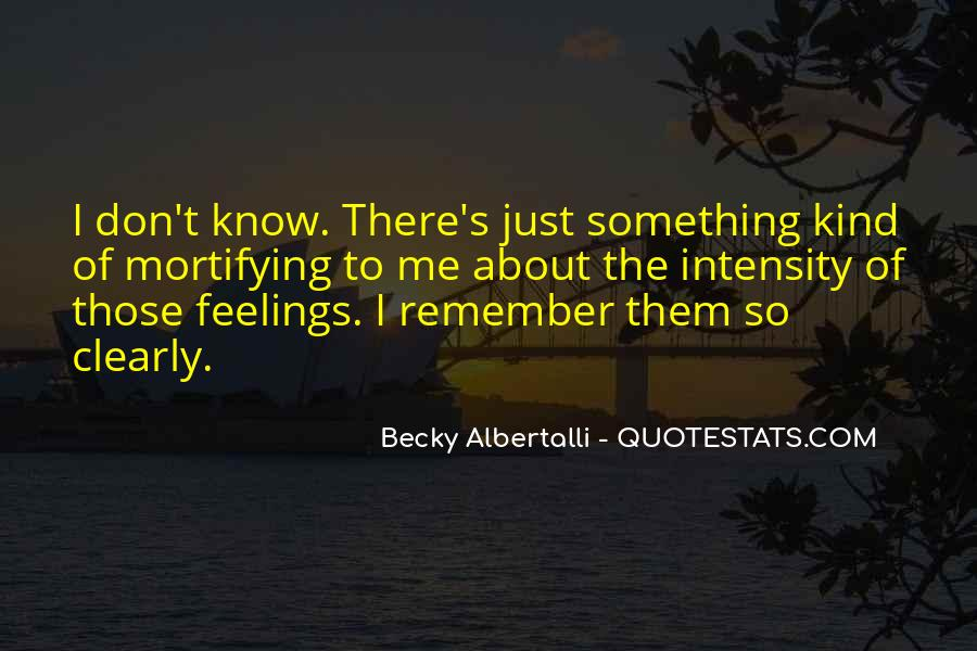 Becky Albertalli Quotes #1821794