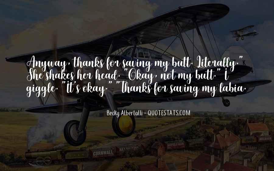 Becky Albertalli Quotes #356437
