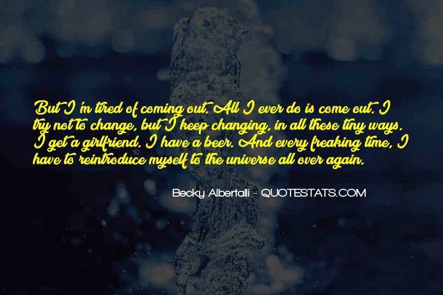 Becky Albertalli Quotes #376460