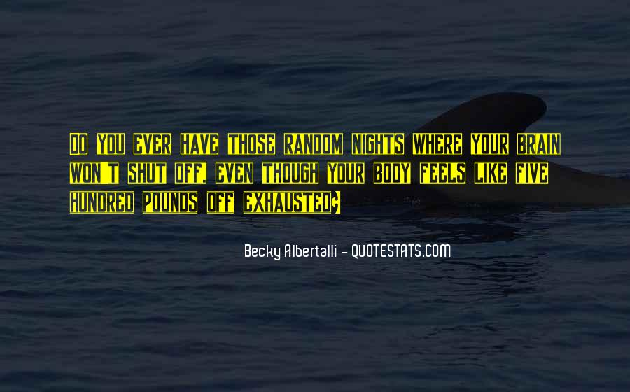 Becky Albertalli Quotes #389596