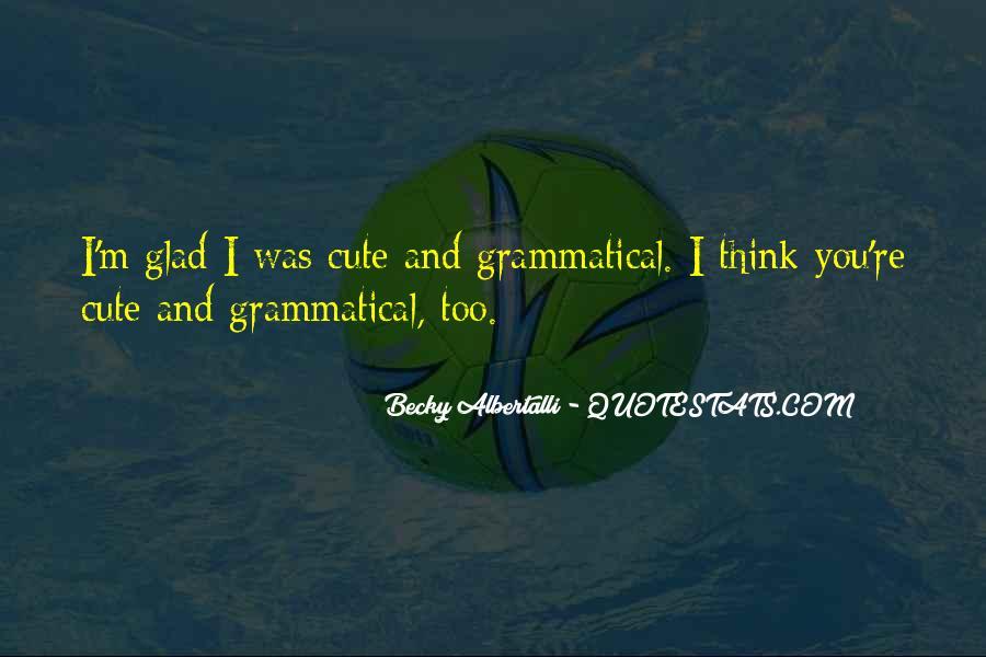 Becky Albertalli Quotes #59866