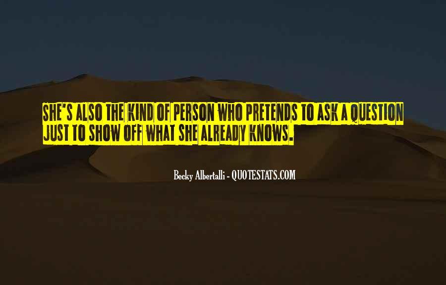Becky Albertalli Quotes #600374
