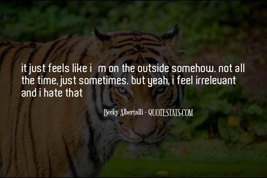 Becky Albertalli Quotes #651307