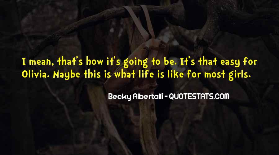 Becky Albertalli Quotes #741556