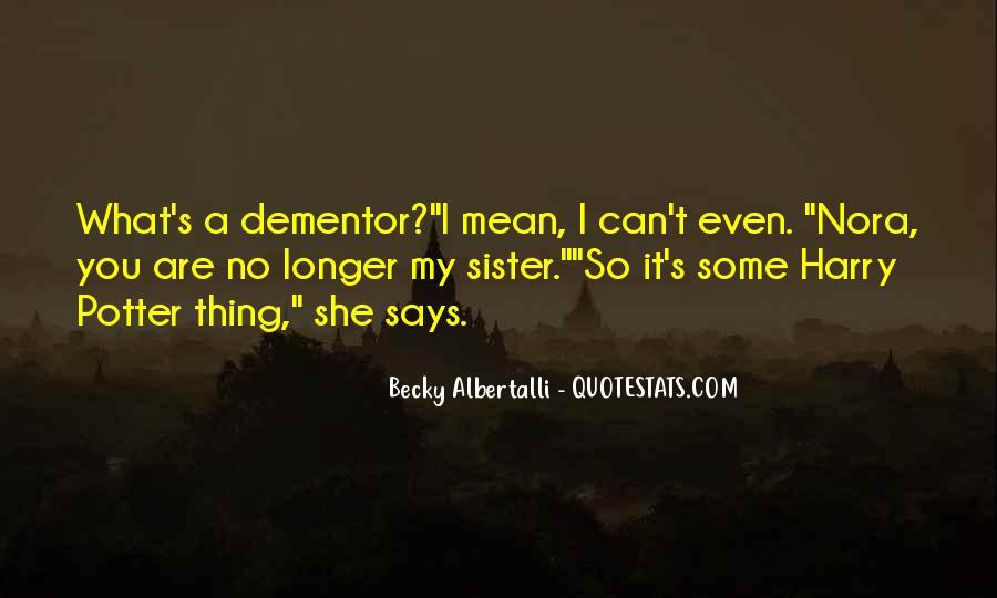 Becky Albertalli Quotes #756278