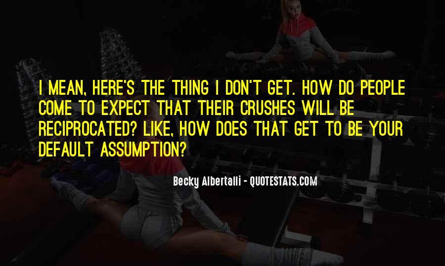 Becky Albertalli Quotes #831380